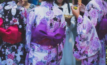 夏祭り花火大会に活躍の浴衣!浴衣の歴史や由来について