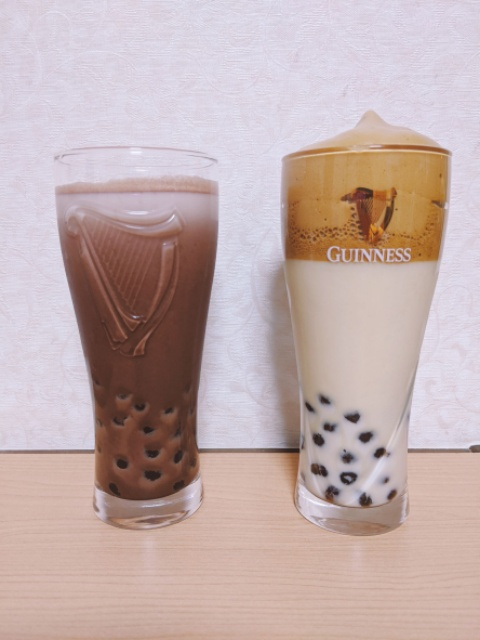 【ダルゴナコーヒー】タピオカバージョンで作ってみた!オシャレでインスタ映え