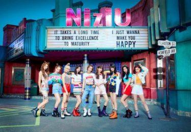 NiziU「Make you happy」可愛すぎるジャケットメイキング映像に話題沸騰!