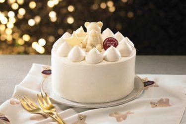 【ジェラートピケ】初のクリスマスケーキの口コミは?取扱店舗ついても!