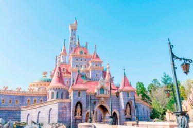 【東京ディズニーランド】9月28日史上最大規模の新エリアオープン「美女と野獣」メイン