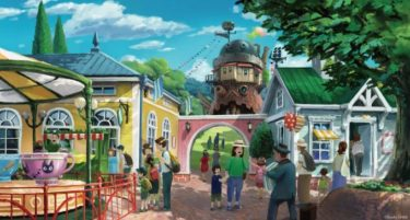 愛知『ジブリパーク』2022年の秋オープン「千と千尋」や「トトロ」などの世界を再現