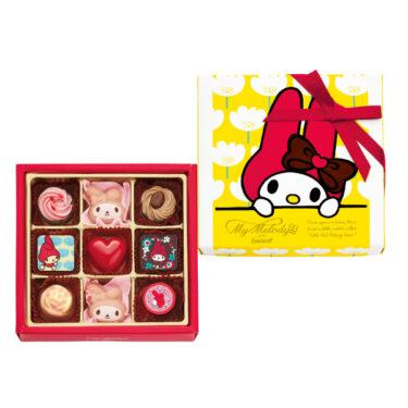 【ゴンチャロフ・バレンタイン2021】マイメロディのチョコレートラインナップについても!