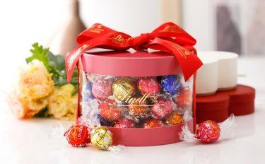 【リンツ・バレンタイン2021】人気のチョコレートラインナップ!購入店舗についても!