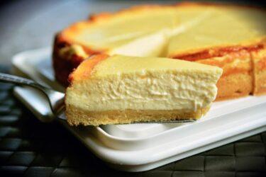 簡単まぜるだけ♪ヨーグルトで濃厚チーズケーキを作ってみた感想をレビュー